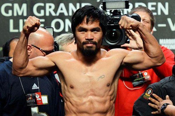 Manny Pacquiao dice que aún conserva su instinto asesino para el boxeo
