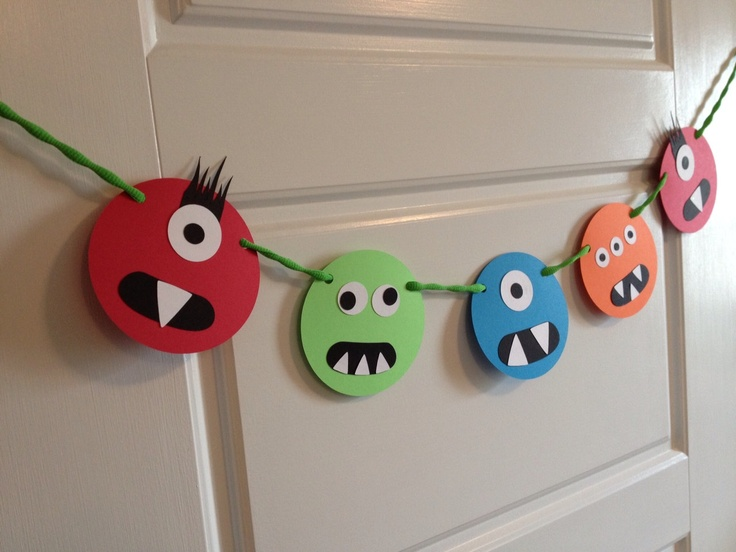 1st+Birthday+Monster+High+Chair+Banner+by+CharlieThyme+on+Etsy,+$11.95