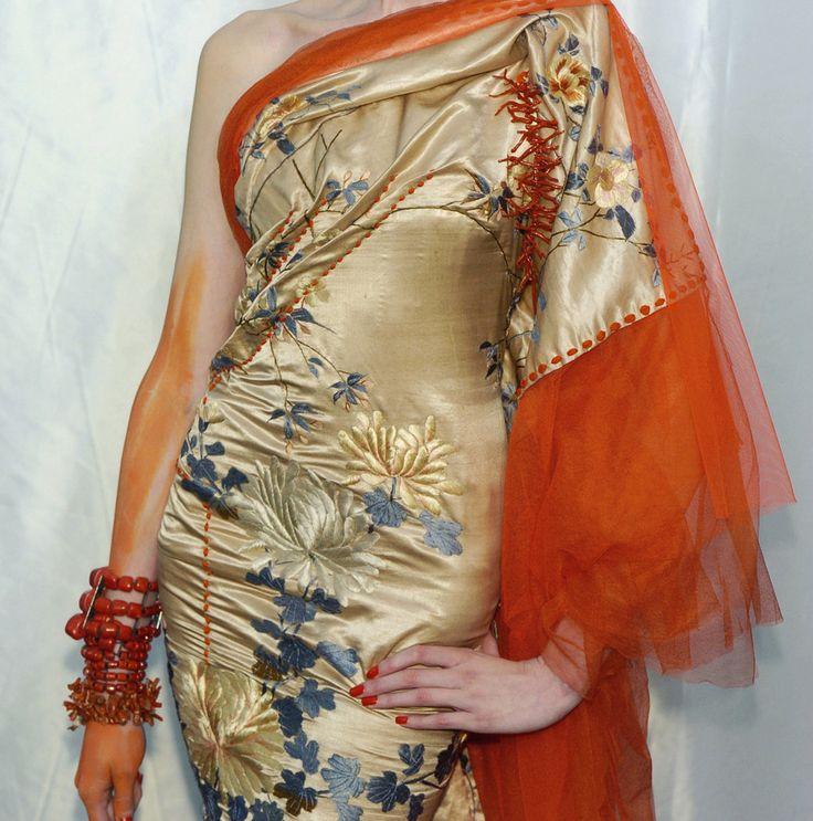 Jean Paul Gaultier Haute Couture, Spring/Summer 2004