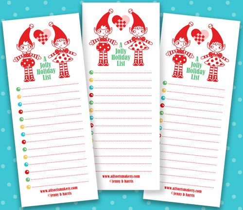 Top 25 ideas about Christmas List Printable – Free Printable Christmas Wish List Template