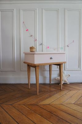 Atelier Petit Toit #meuble-vintage #vintage