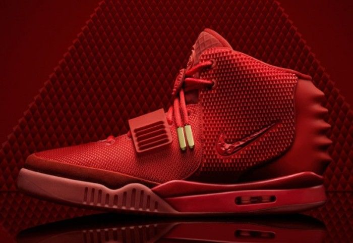 Kanye West's All Red Nike Air Yeezy 2 Red October Sold Out In 11 Minutes