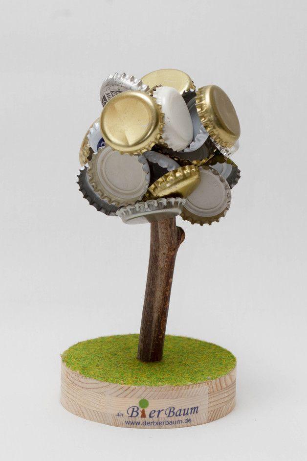 Bierbaum als Geschenk für Ihn / beer tree, gift idea for men made by Der Bierbaum via DaWanda.com