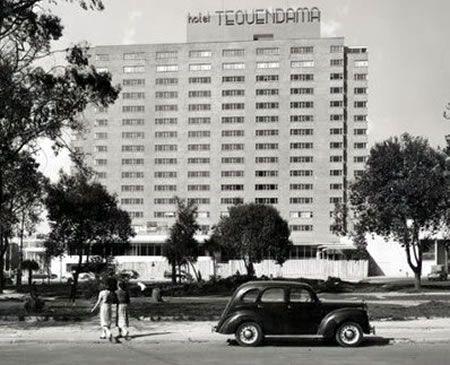 ford_prefect - Foto antigua Bogota. Hotel Tequendama