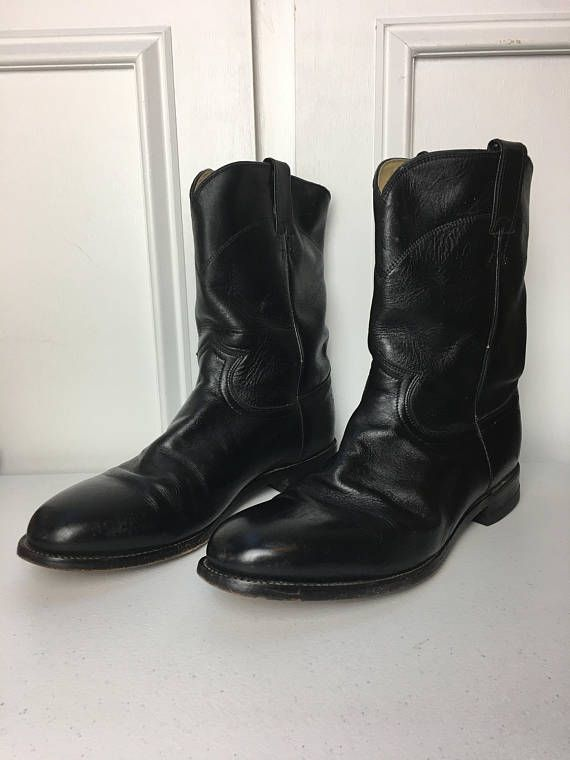 My collection of vintage cowboy boots, 1930's 40's