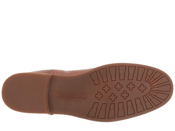 Timberland Somers Falls Chelsea Boot Women's Boots Medium Brown Full-Grain