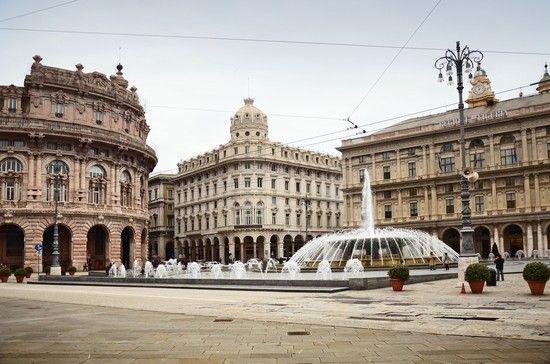 Genua , Italy <3 .