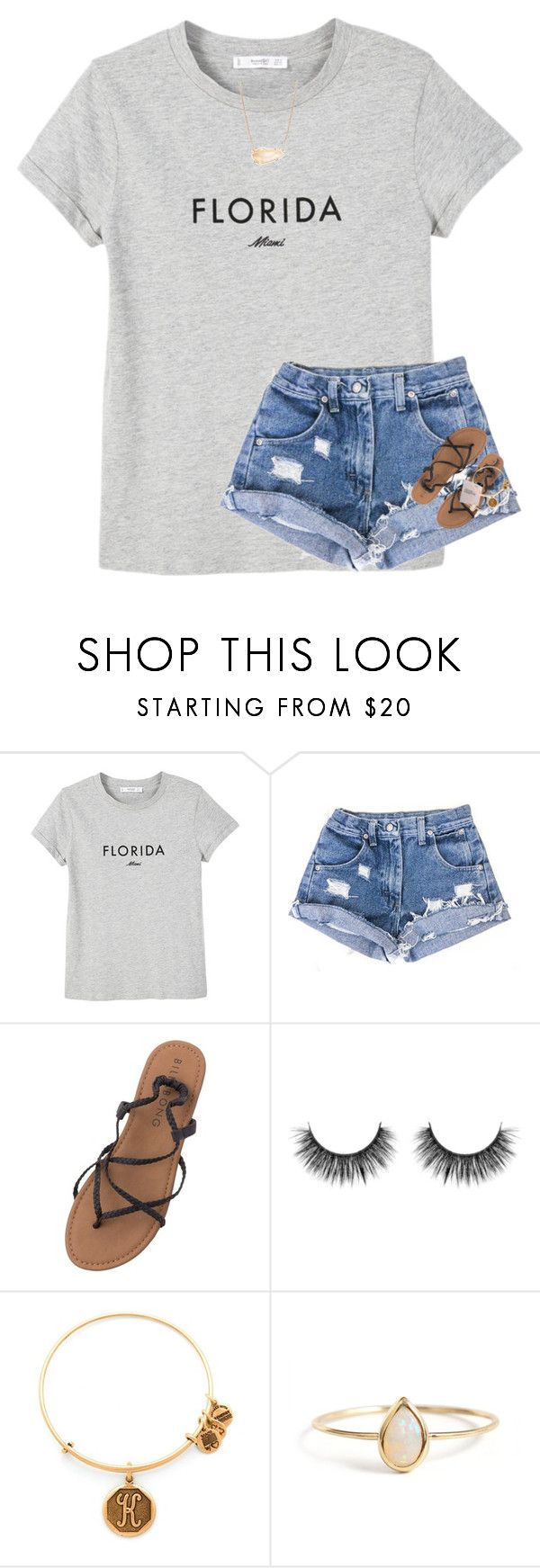 Why you so hesitant? You can be the next female president livin proof , check the evidence by morgankailah ❤ liked on Polyvore featuring MANGO, Billabong, Alex and Ani and Kendra Scott