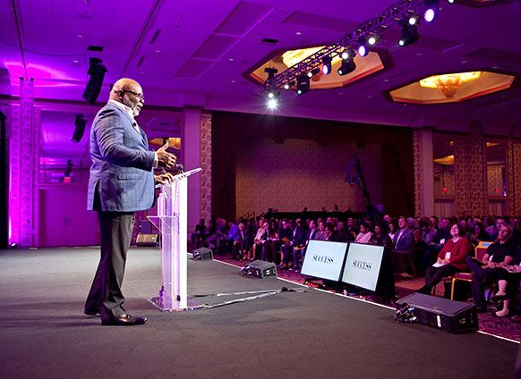 Bishop T.D. Jakes' Powerful Advice for Leaders: 'Learn From the Lows How to Handle the Highs'