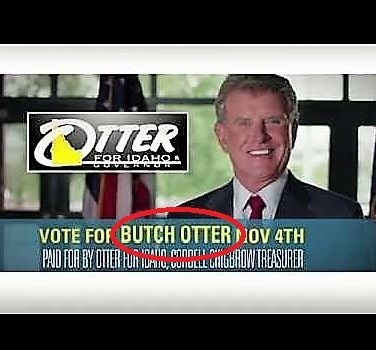 'Butch Otter'
