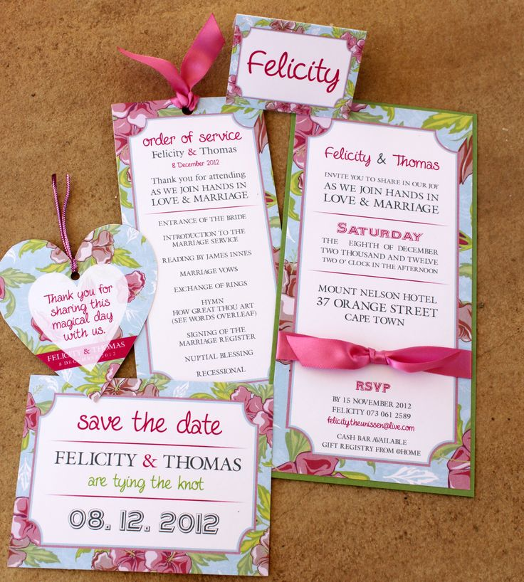 A Floral Fantasy in pink with green and turquoise. Perfect for a Spring garden wedding!