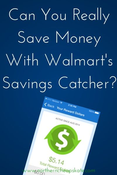 The difference but can you save money with walmart s savings catcher