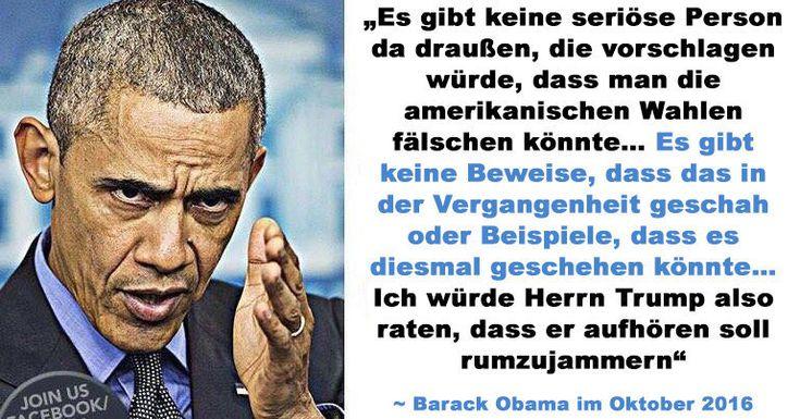 Unglaublich unintelligent und vergesslich: Obama beharrt darauf, dass Putin die Wahlen hackte -- Puppenspieler -- Sott.net