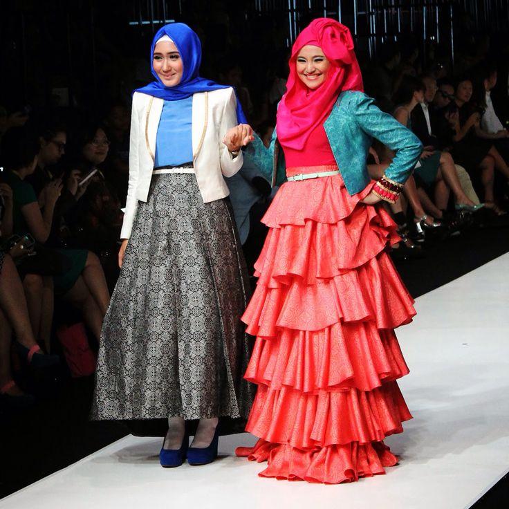 Beautiful indonesian batik dress