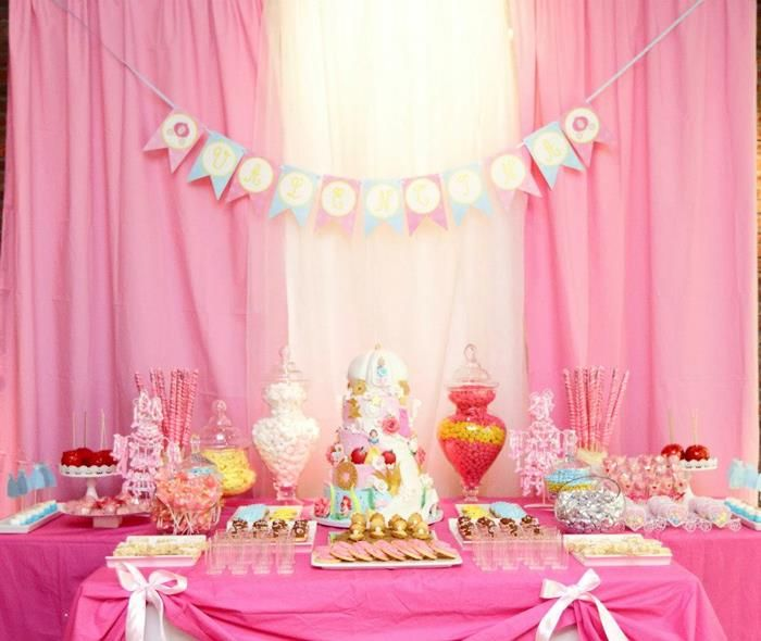 Princess Baby Shower Party Supplies Diabetesmangfo