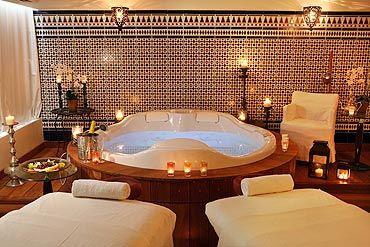Prima Spa Club, Dead Sea - Private Massage room