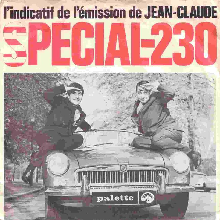 André Brasseur - Special 23 with the sound of a speeding MG