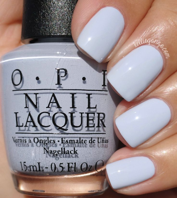 OPI I Am What I Amethyst // @kelliegonzoblog