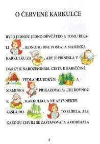 Pohádky pro malé děti - malované čtení | www.libronet.cz