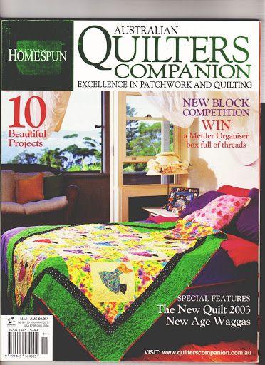 Australian companion-The new quilt 2003 - Lita Z - Picasa Webalbumok