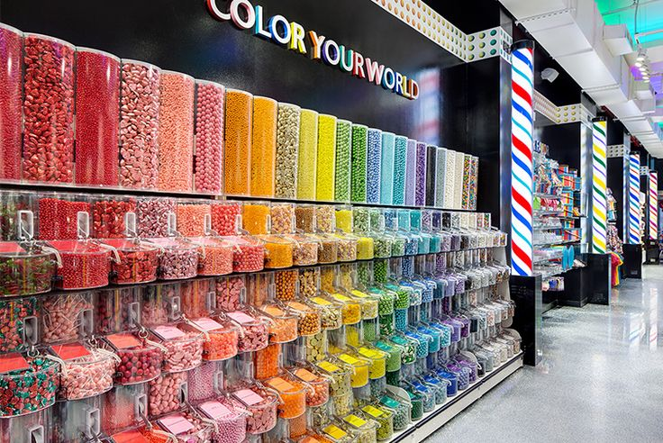 NYC Union Square Candy Store | Candy Shop | Dylan's Candy Bar
