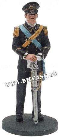 Oficial de Artillería Alpina con uniforme de gala, 1941, 1:30, Del Prado
