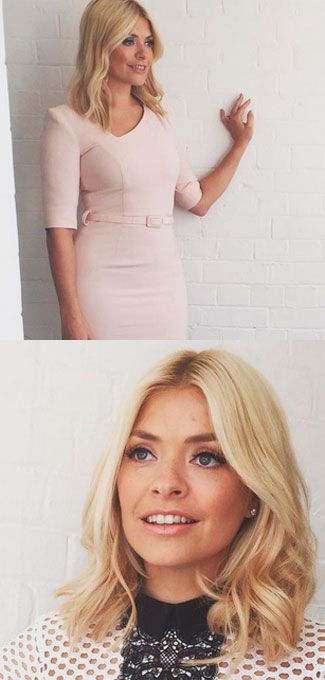 People aren't happy with *this* pattern on Holly Willoughby's Instagram...