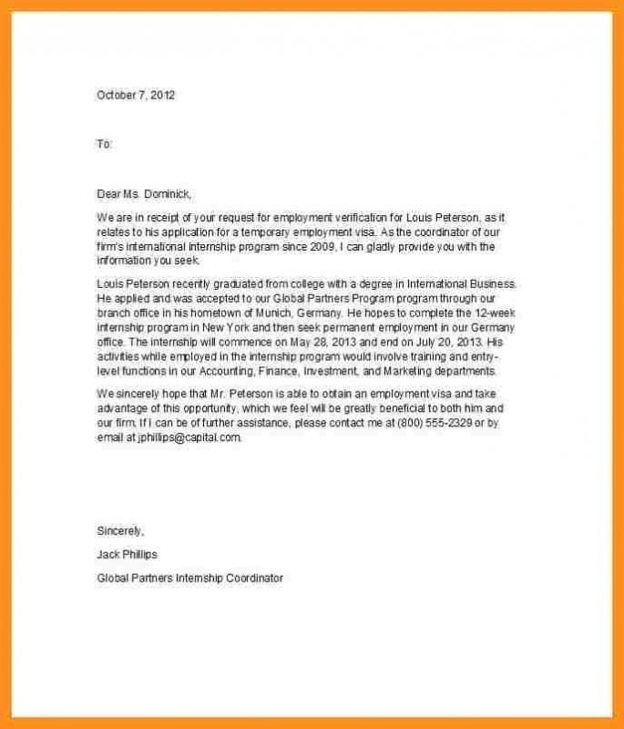 Employment Confirmation Letter Check More At Https Nationalgriefawarenessday Com 14616 Employment Confirmation Letter