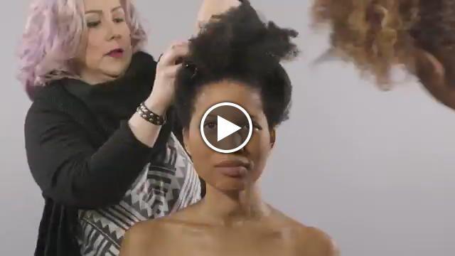 In 1 minuto, 100 anni di bellezza afroamericana
