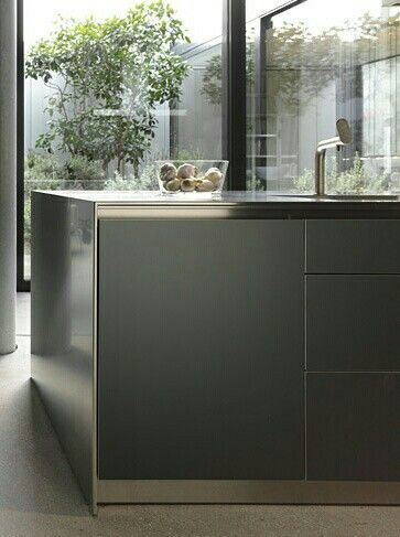Bulthaup kitchen..Get inspired byCOCOON.com for Contemporary Minimalist Modern Luxury Design Bathrooms & Kitchens to live in &.. COCOON! Modern kitchen design ideas by#COCOON Dutch designer brand.