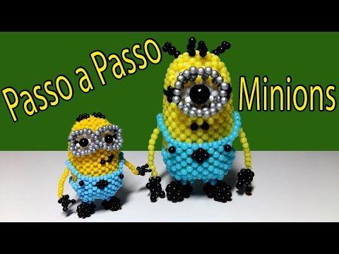 Minions - Passo a Passo - YouTube