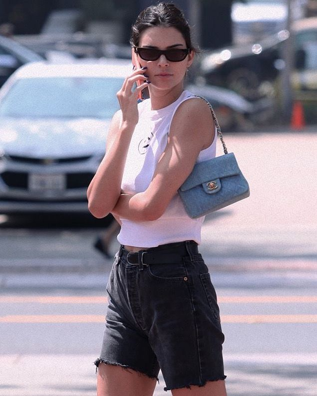 Kendall Jenner 102417   street in 2019