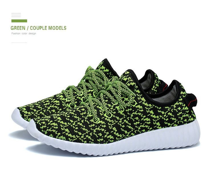 2016 Jazovo Running Shoes Man Breathable Sports Shoes Outdoor Running Sneakers white Walking Shoes yeezy trainers 36-46