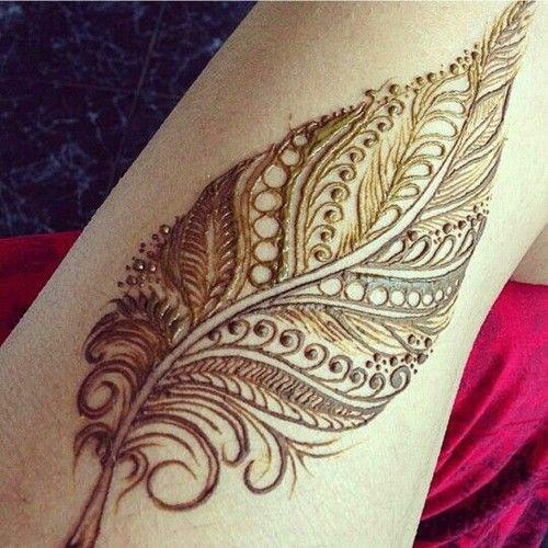 Modern henna♥