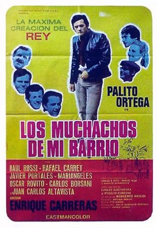 Los Muchachos De Mi Barrio 1970 Cine Clasico Argentino Palito Ortega Juan Carlos Altavista Raul Rossi Rafeal Car Peliculas Completas Peliculas El Barrio