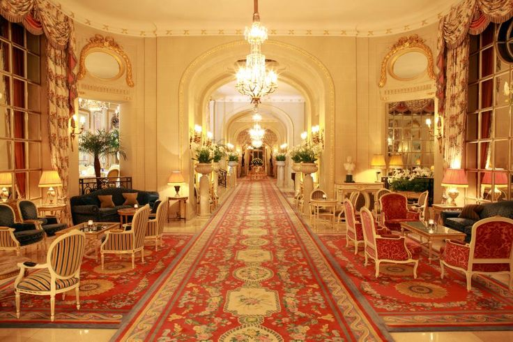 The Long Gallery  http://www.theritzlondon.com/index.html