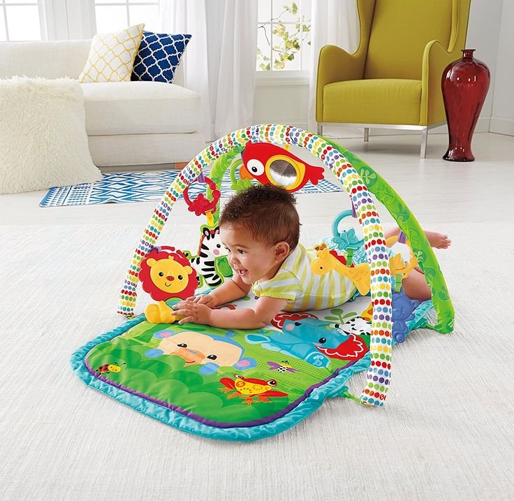 Mattel Fisher-Price CHP85 Rainforest-Freunde #Spieldecke, 3-in-1: Amazon.de: Baby #Spielbogen #Krabbeldecke #geschenkezurgeburt #geschenkefürsbaby  (Werbelink)