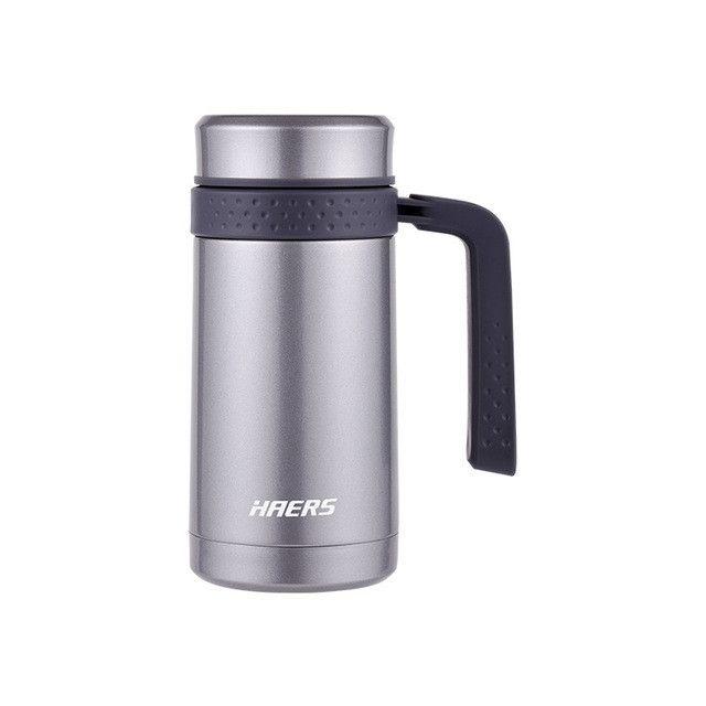 Stainless Steel Coffee Mug Vacuum Insulated Thermos Mug With Handle