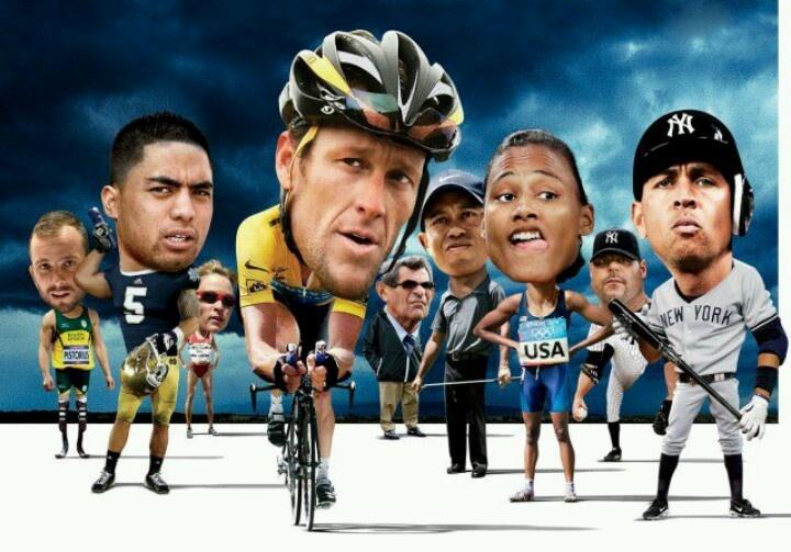Sports' dis-championed