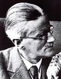 """James Joyce, escritor irlandés. Su biografía, obra, fragmentos, citas, vínculos en el blog literario """"Internalia"""", de Ana Alejandre"""