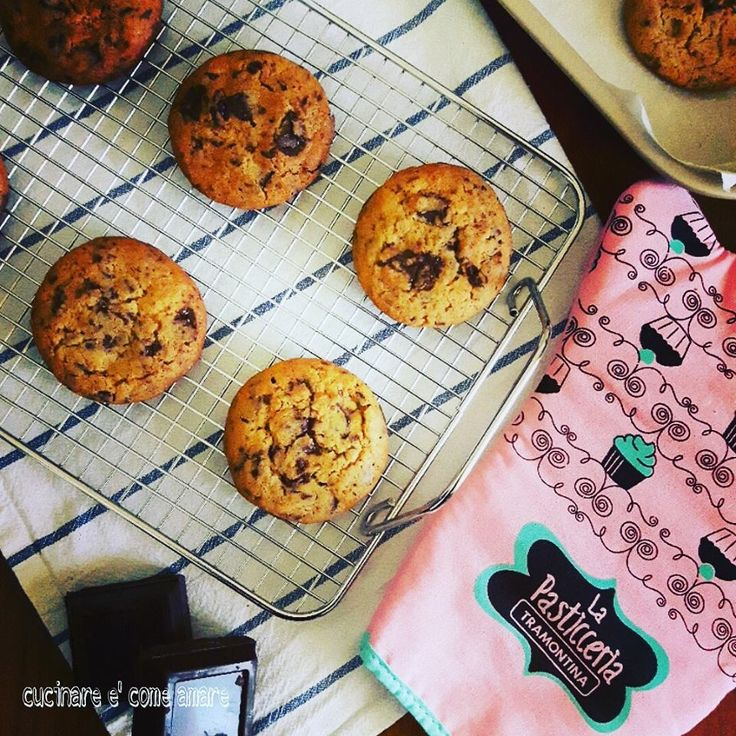 Cookies...ricetta perfetta. Cucinare è come amare