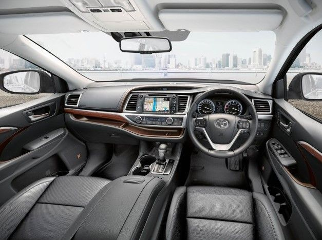 2020 Toyota Highlander Interior And Available Tools Toyota Highlander Toyota Highlander Interior Toyota