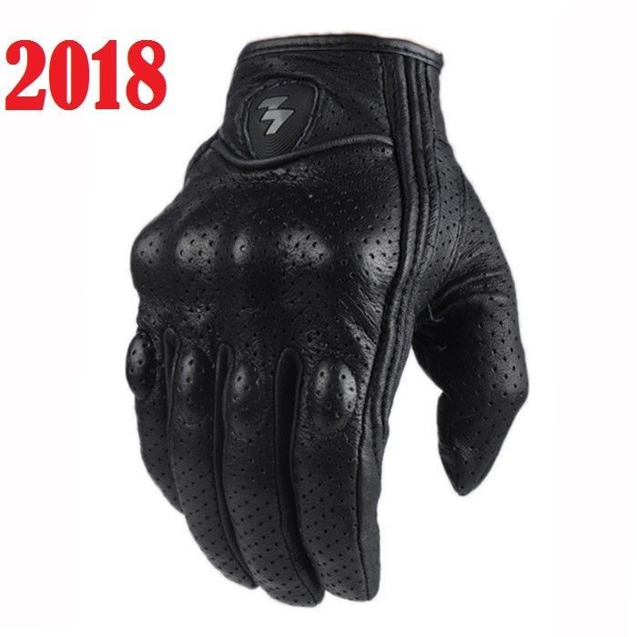 2018 Gloves men full finger motorcycle gloves winter moto warm windproof