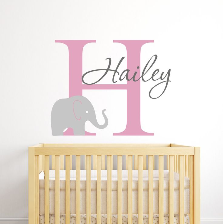 Best Home Decor Images On Pinterest Name Wall Decals Nursery - Elephant wall decalsamazoncom elephant bubbles wall decal nursery decor baby