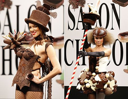 Chocolat Chapon / Eva Rachline