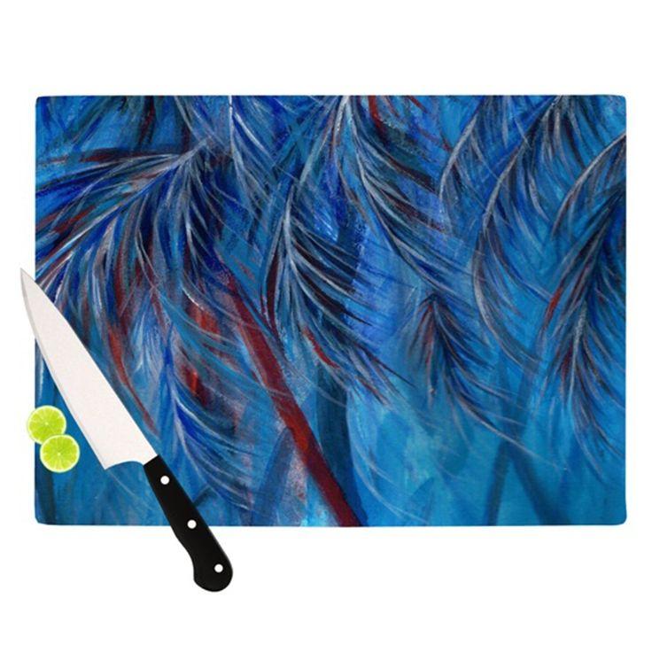 Tropical Cutting Board