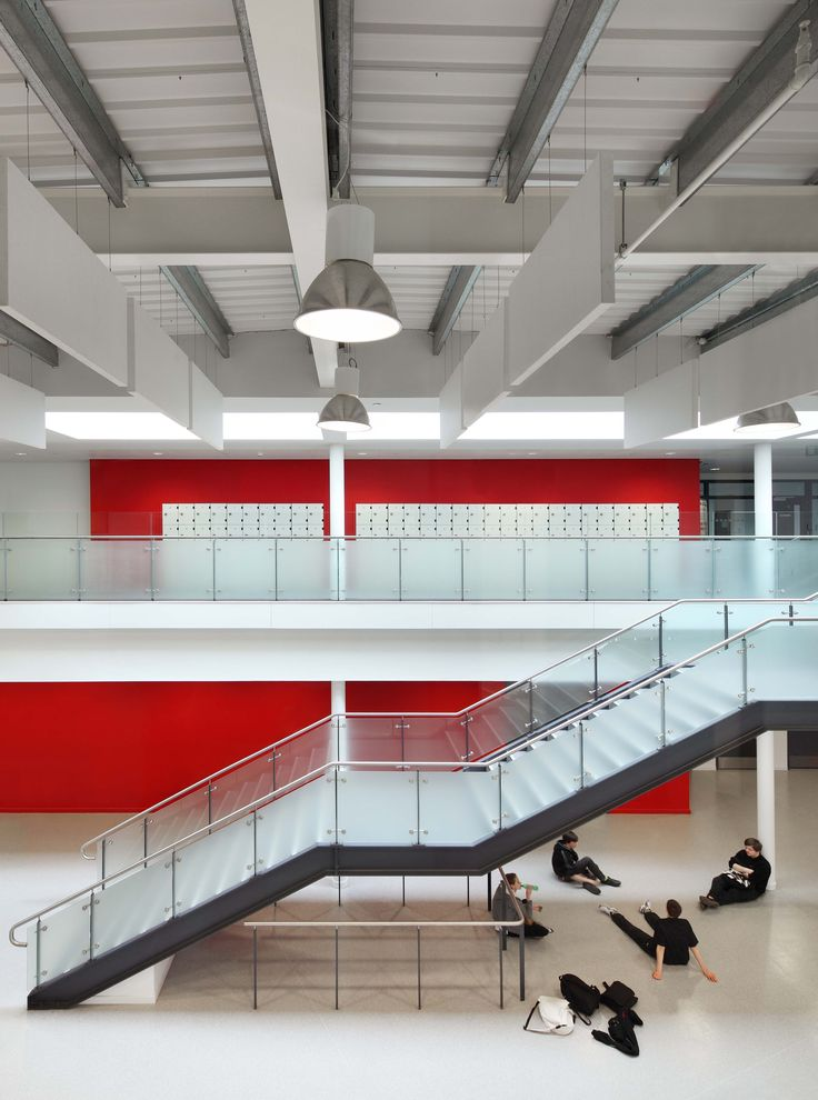 Gallery of Birmingham Ormiston Academy / Nicholas Hare Architects - 9