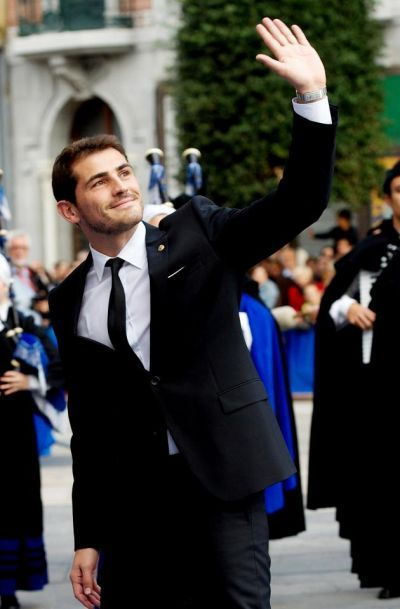 Iker Casillas #footballislife