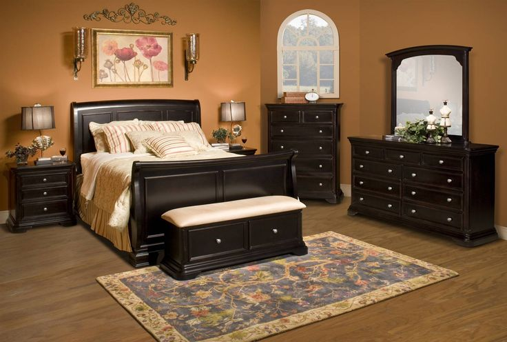 Mary Hill Queen Sleigh Bed | For the Old Home | Pinterest | Living ...