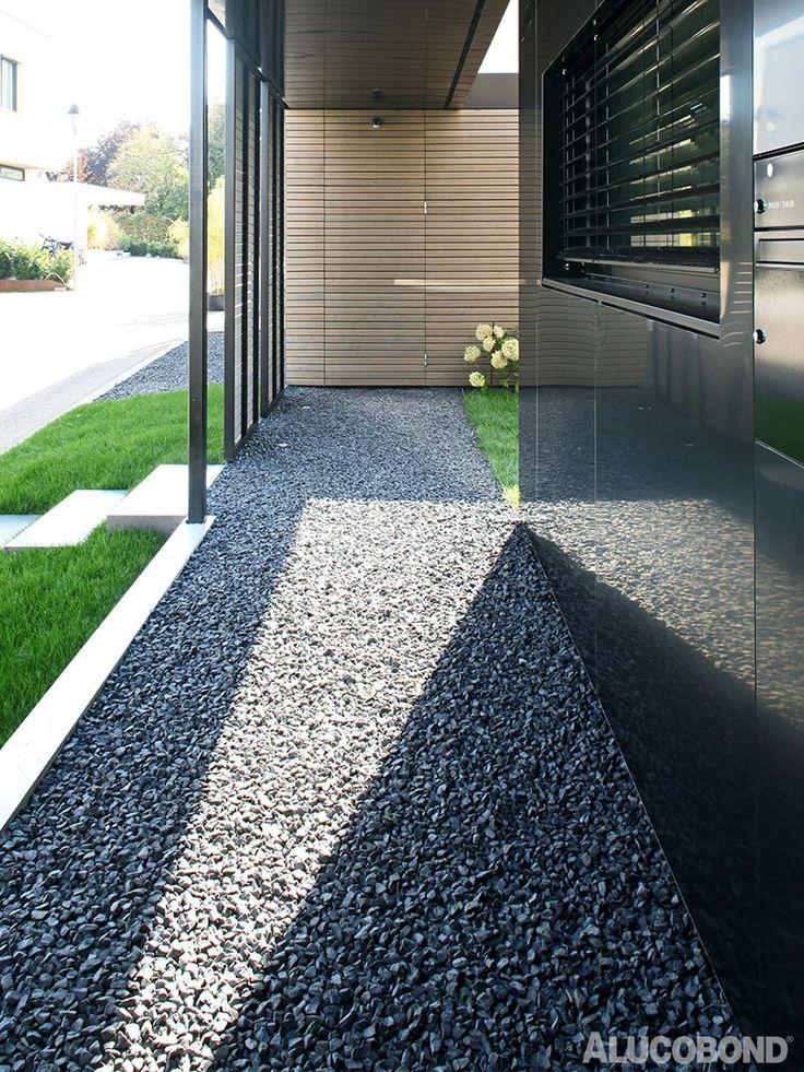 ROUGH & FLUSH – Project: Loft passive house Thaler, Esslingen | Germany – Archit… – ALUCOBOND Europe